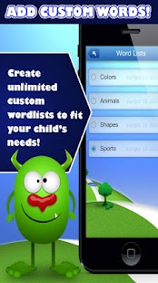 Spelling Monster Free- screenshot thumbnail