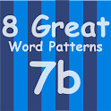 8 Great Word Patterns Level 7b icon