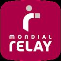 Mondial Relay Belgium logo