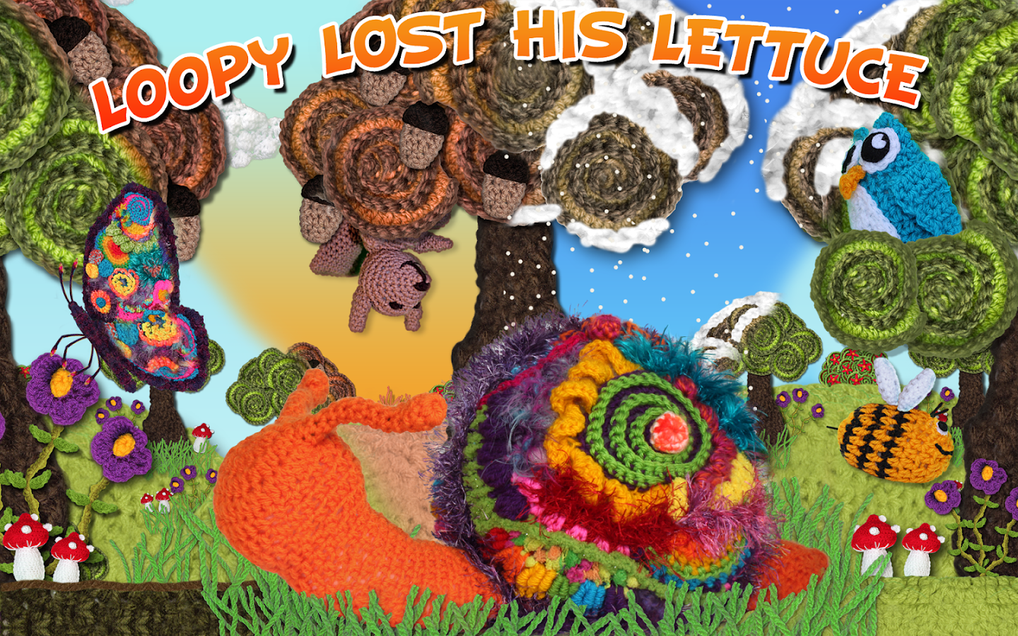 Loopy Lost His Lettuce- screenshot