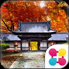 京の秋2 for[+]HOMEきせかえテーマ icon