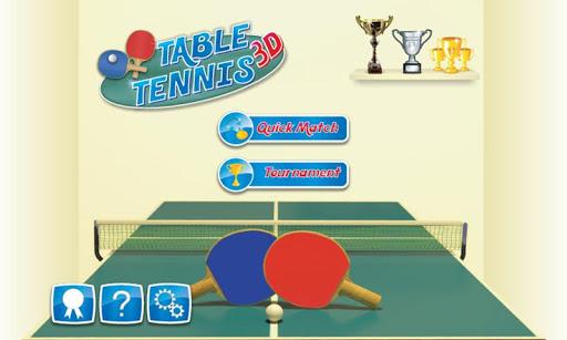 Table Tennis Champion 3D