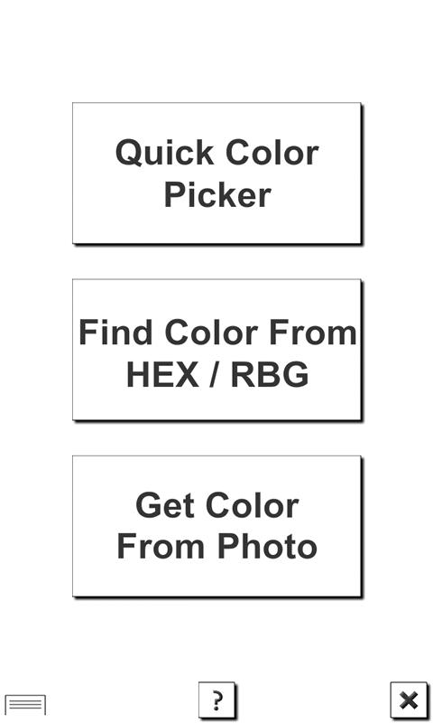 Rockin' Color Picker- screenshot