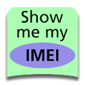 Show Me My IMEI icon