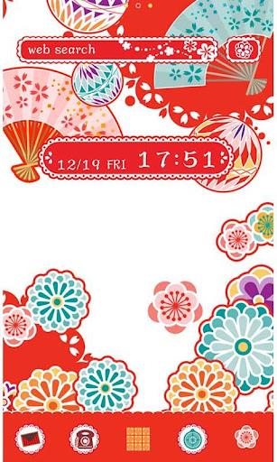 Japanese Theme Hana Temari 1.0.1 Windows u7528 1
