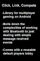 Screenshot of Click, Link, Compete