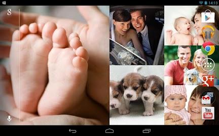 Photo Wall FX Live Wallpaper Screenshot 10