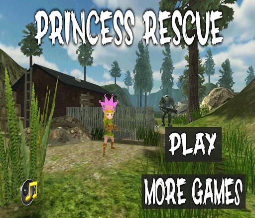 Princess Rescue ShootDown