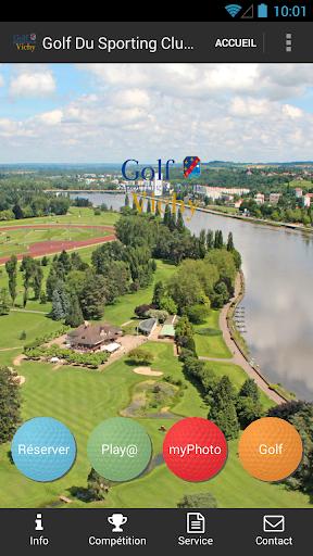 Golf du Sporting Club de Vichy