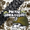 GO SMS PRO Metal Mulisha Theme icon