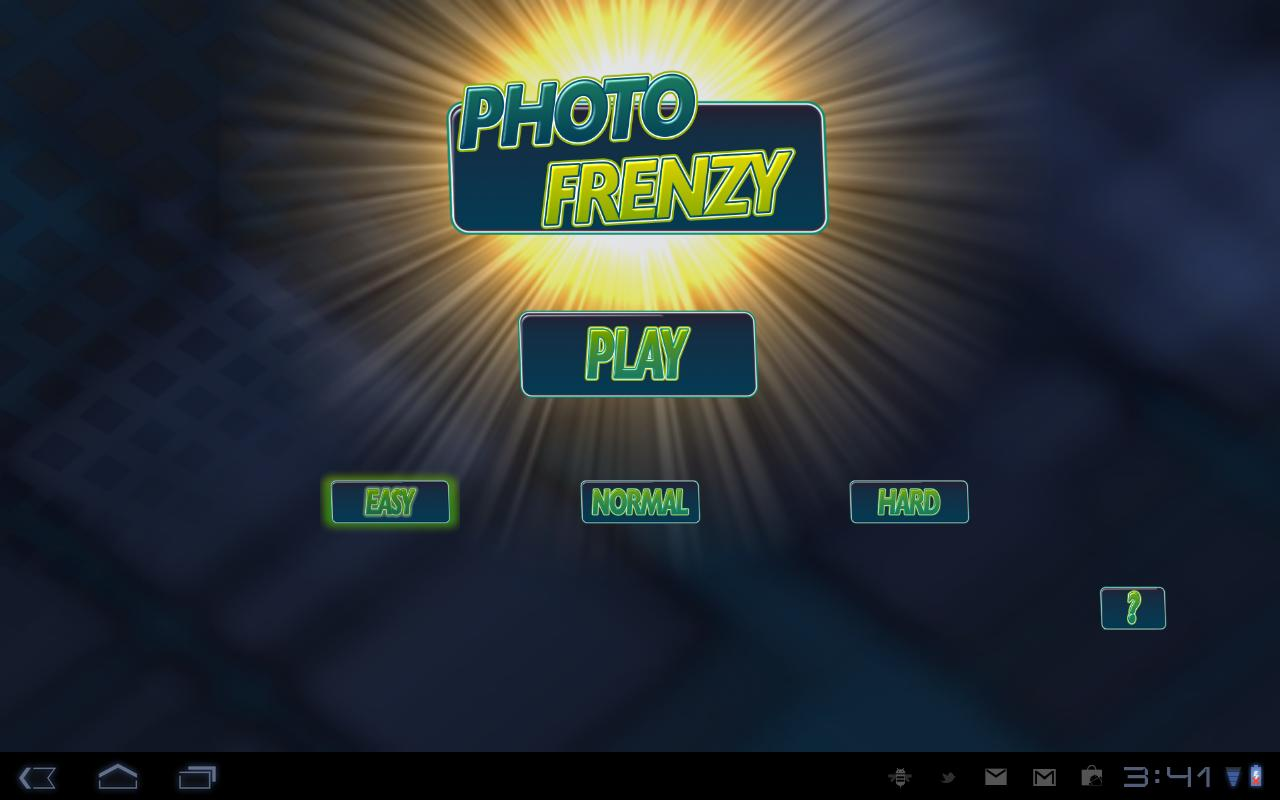 Photo Frenzy for Tablets - screenshot