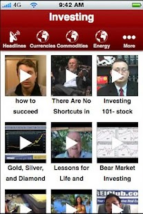 Investing - screenshot thumbnail