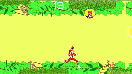 Jungle Rangers Game