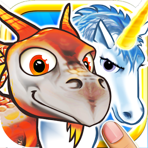Puzzles Dragons & Unicorns HD for PC and MAC