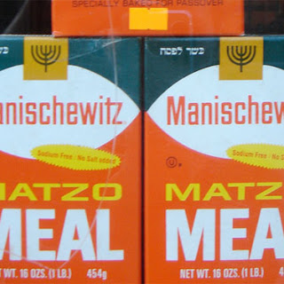 Matzo Meal Recipes.