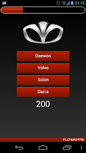 Car Logo Quiz - screenshot thumbnail