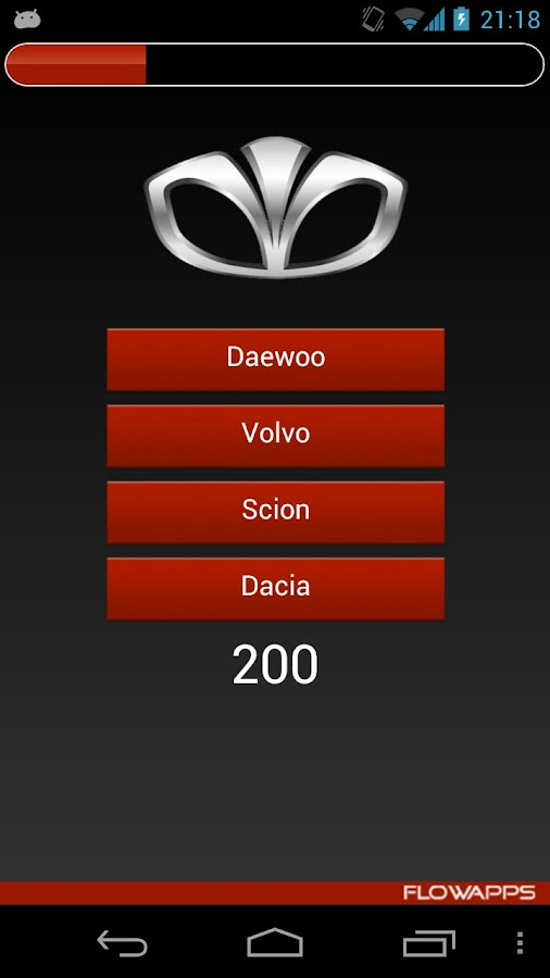 Car Logo Quiz- screenshot