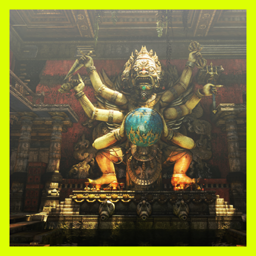Temple King 解謎 LOGO-玩APPs