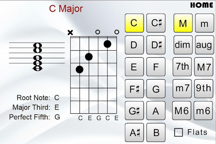 Guitar Family Chord Finder 1.01 Android APK Free Download – APKTurbo