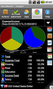 Accounting Widget- screenshot thumbnail