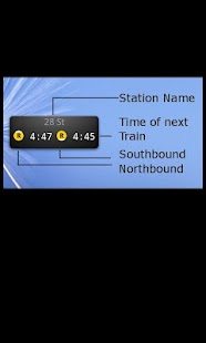 Transit Sharpener Widget NYC- screenshot thumbnail
