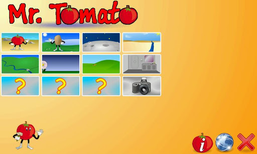 Mr. Tomato full