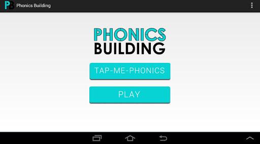 Phonics Building