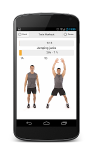 7 Minutes Workout - screenshot thumbnail