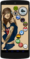 Screenshot of Eclipsed Icon Pack