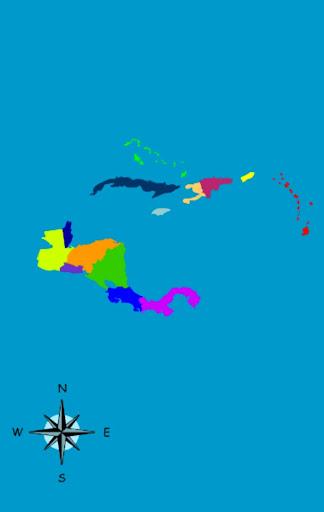 MAPA DE PAISES DE AMERICA 教育 App-愛順發玩APP