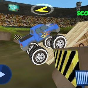 MONSTER TRUCK OFF ROAD 2 for PC and MAC