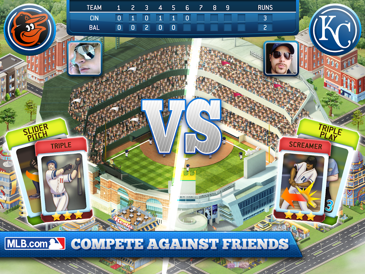MLB Ballpark Empire- screenshot