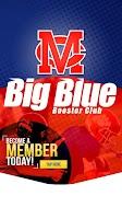 Screenshot of Madison Central Big Blue Club