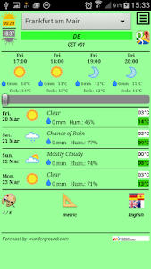 Tiny Weather Forecasts screenshot 2