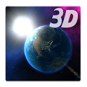 Planets 3D Live Wallpaper icon