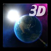 Planets 3D Live Wallpaper