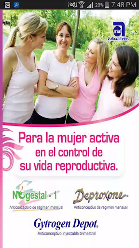 Anticonceptivos Arsal