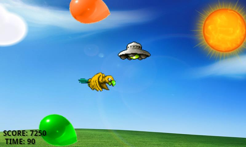 Balloons for Toddlers FREE - screenshot