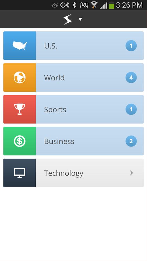 Skimmin - screenshot