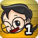 장영실 과학만화 1권 교육 위인 학습 과학 유아 logo