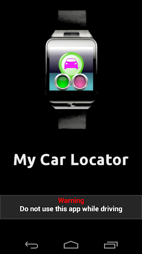 My Car Locator