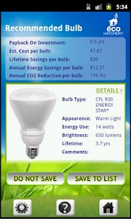 Light Bulb Finder- screenshot thumbnail