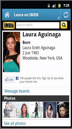 【免費媒體與影片App】Laura Aguinaga-APP點子