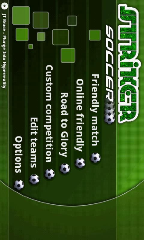 Striker Soccer - screenshot