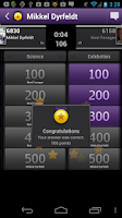 Screenshot of Quizmo - free trivia quiz game