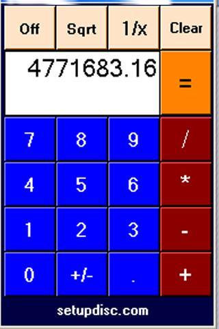 WASIL Basic Calculator