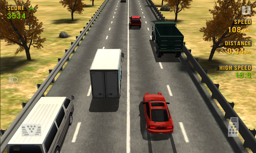 Traffic Racer 2.5 Cheat screenshots 1