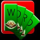 Word Game Christmas icon