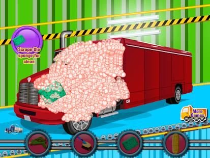 Big Truck Car Wash 休閒 App-愛順發玩APP