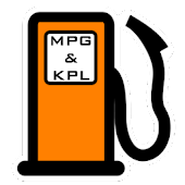 Fuel MPG & KPL Calculator